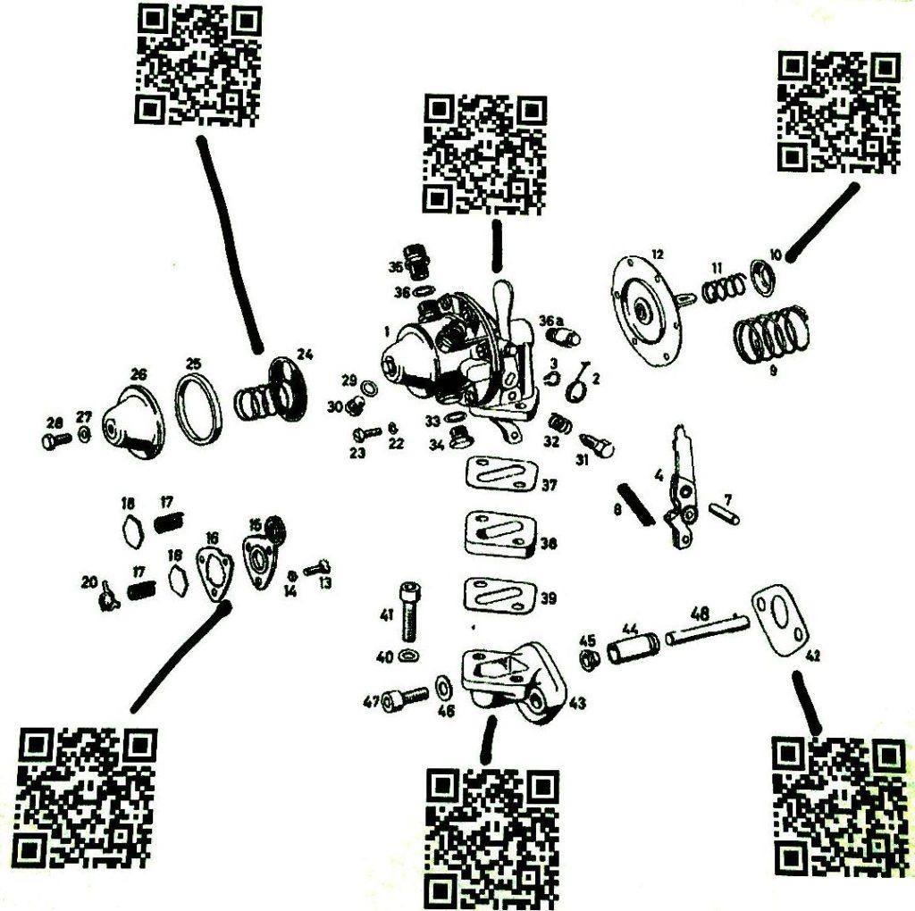Friedrich Howanietz Ausbildung in der Industrie mit QR-Code
